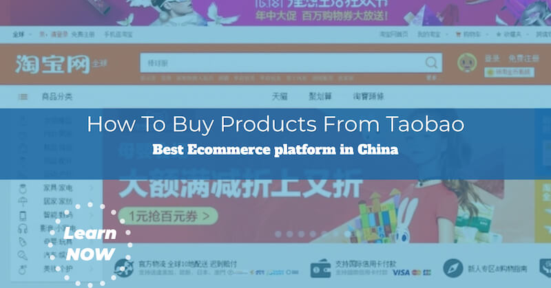 how to buy products from taobao